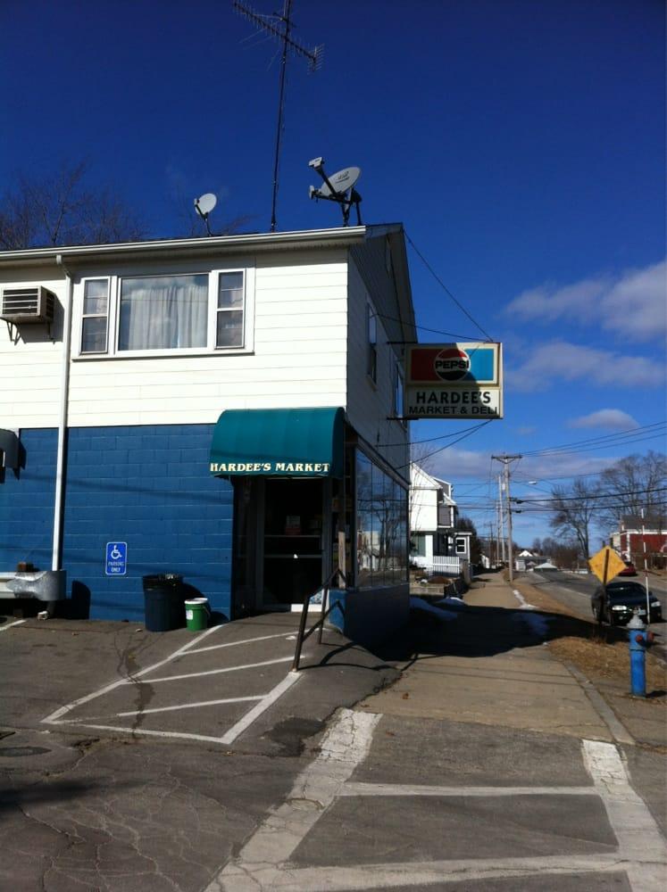 Hardee's: 303 Main St, Somersworth, NH