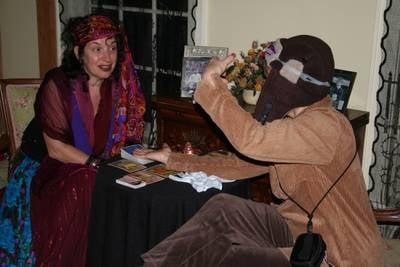 Social Spots from Party Psychic Sherrie Lynne