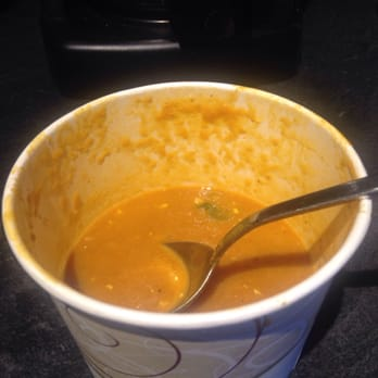 ... Ravi Soups - Toronto, ON, Canada. Curried Apricot & Red Lentil soup