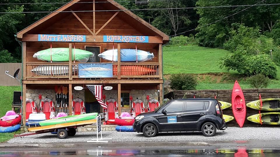 Mutt E Waters River Rentals: 816 S Main St, Burkesville, KY