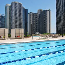 Photo Of Aqua At Lakes East Apartments Chicago Il United States