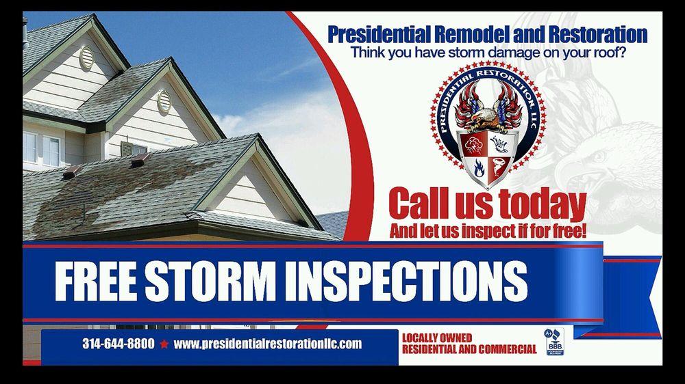 Presidential Restoration: 4358A Rider Trl N, Earth City, MO