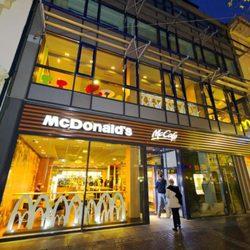 Mcdonald S Burgers Kaiserstr 135 Karlsruhe Baden Wurttemberg