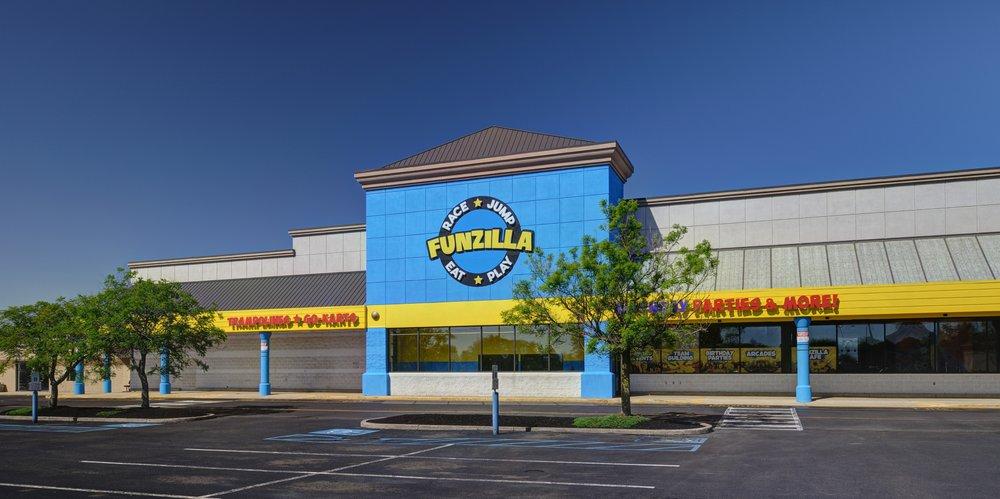 Funzilla: 500 Lincoln Hwy, Fairless Hills, PA
