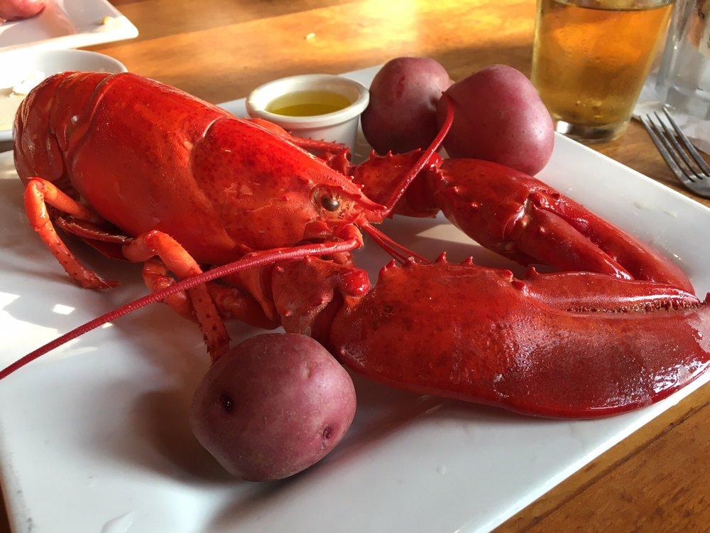 Mac's Acadian Seafood Shack: 104 E Michigan Ave, Saline, MI