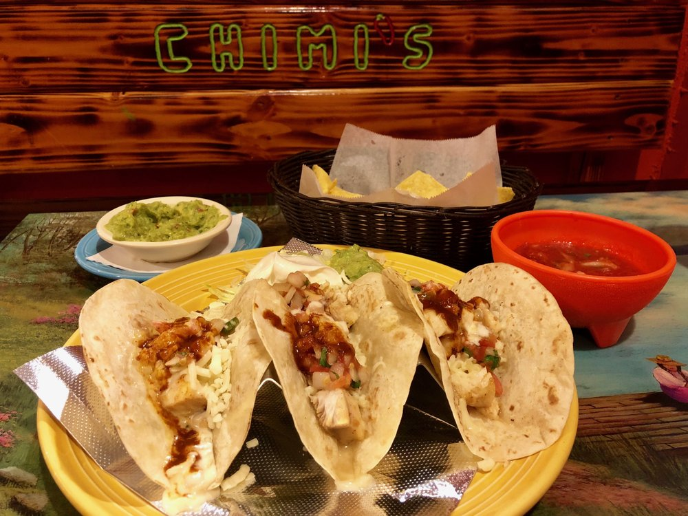 Chimi's Fresh Mex: Square Shopping Ctr, Florissant, MO