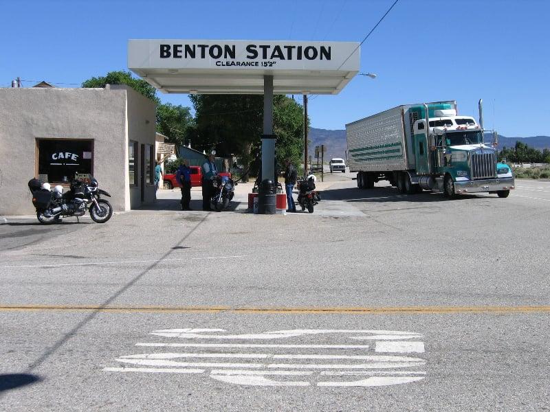 Benton Station: 25645 US 6, Benton, CA