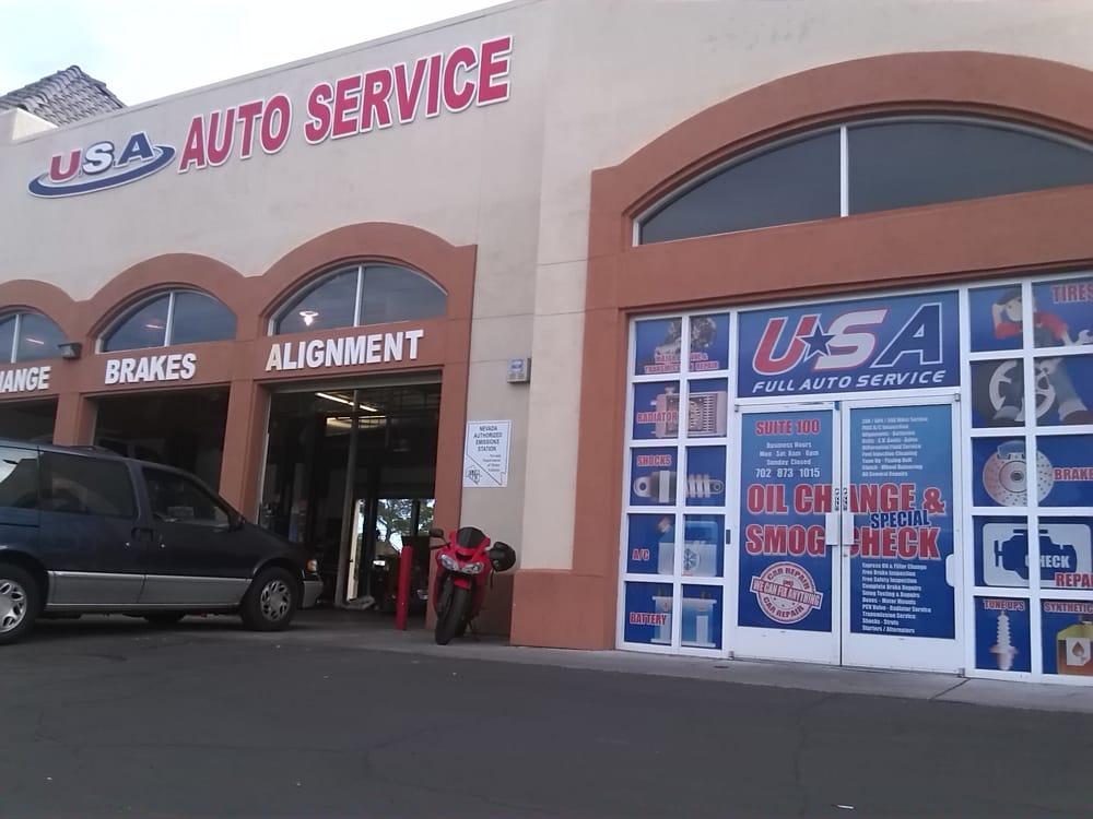 Engine Shops Near Me >> USA Auto Service - 119 Photos & 368 Reviews - Auto Repair - 2695 S Decatur Blvd, Westside, Las ...