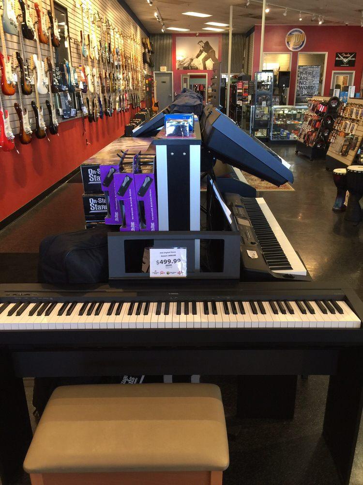 Fazio's Music: 15440 Manchester Rd, Ellisville, MO