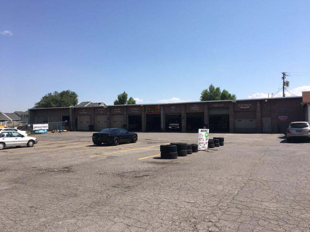 Magna Auto & Tire Center: 8120 W 3500th S, Magna, UT