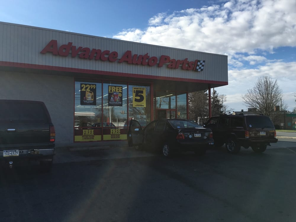 what is advance auto parts number