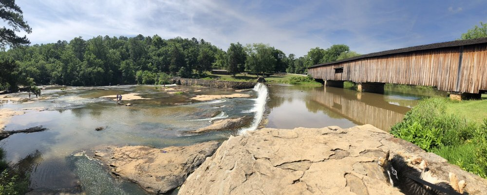 Watson Mill Bridge State Park: 650 Watson Mill Rd, Comer, GA