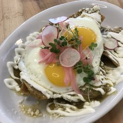 Photo Of Con Huevos Louisville Ky United States Chilaquiles Huevo