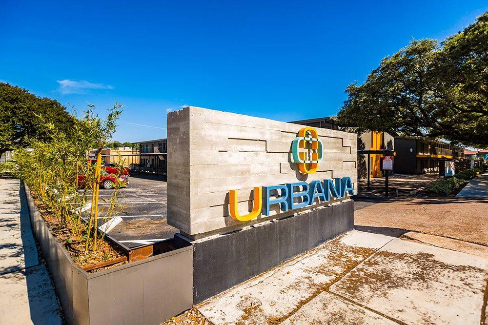 Urbana Apartments San Antonio