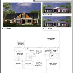 Value Build Homes Erickson Plan