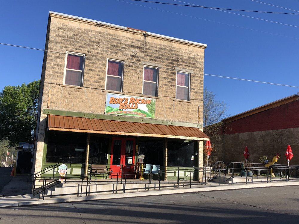 Rod's Rockin Rolls: 327 Main St, Ducktown, TN