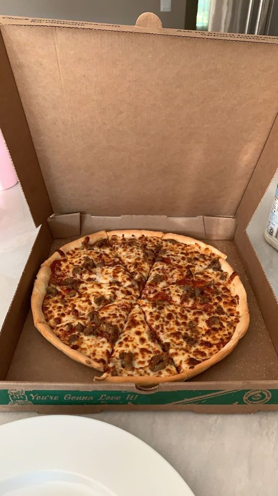 Gambino's Pizza: 2000 S Ninth St, Salina, KS