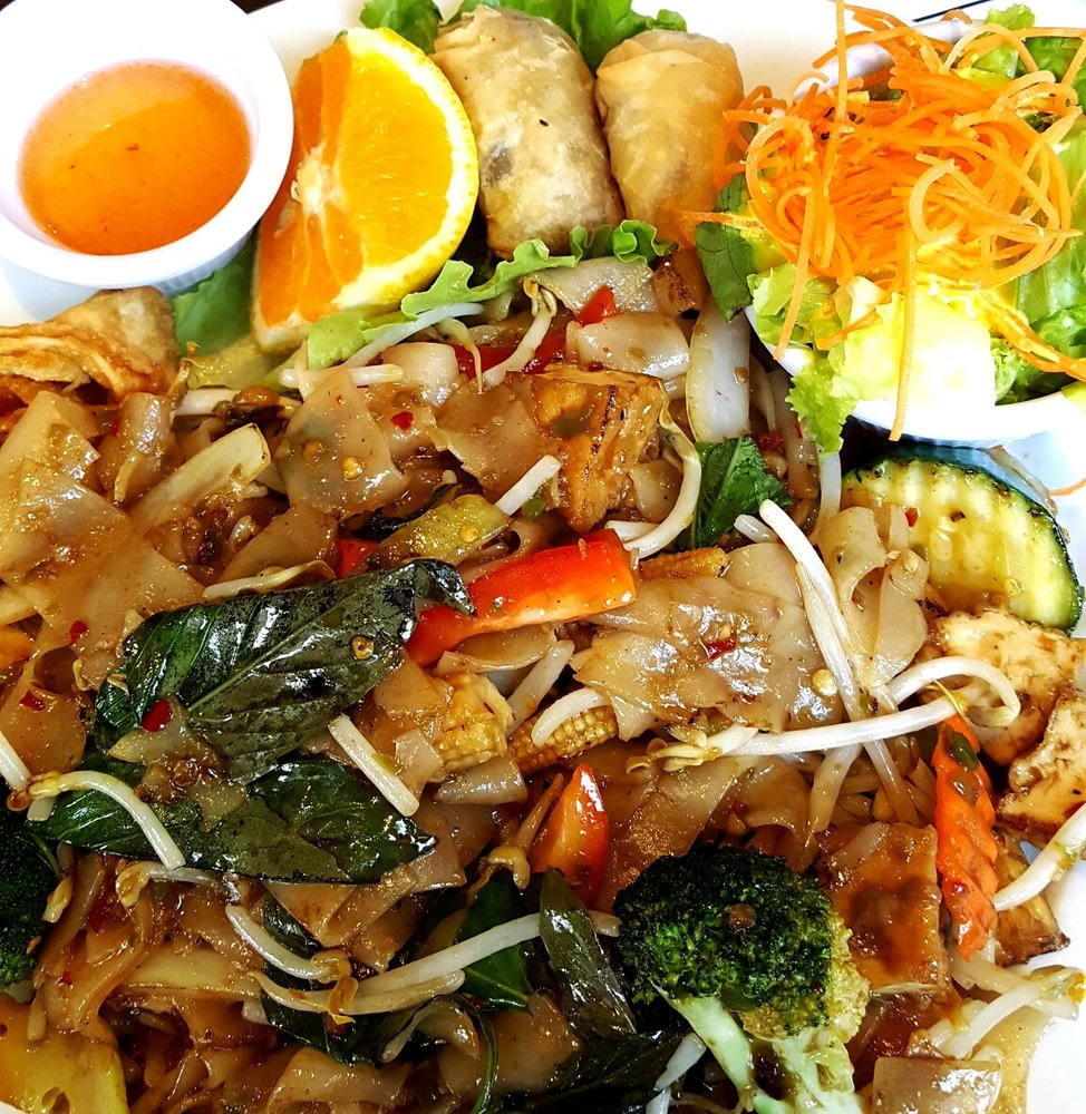 Vegetarian Spicy Noodles