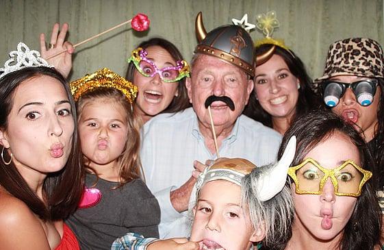 Mendocino Photo Booth: Mendocino, CA