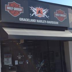 graceland harley-davidson - closed - motorcycle dealers - 3727