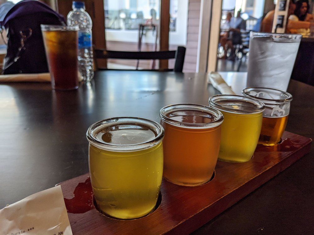 Great Turtle Brewery and Distillery: 7452 Main St, Mackinac Island, MI