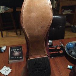 Reliable Shoe Repair Tulsa