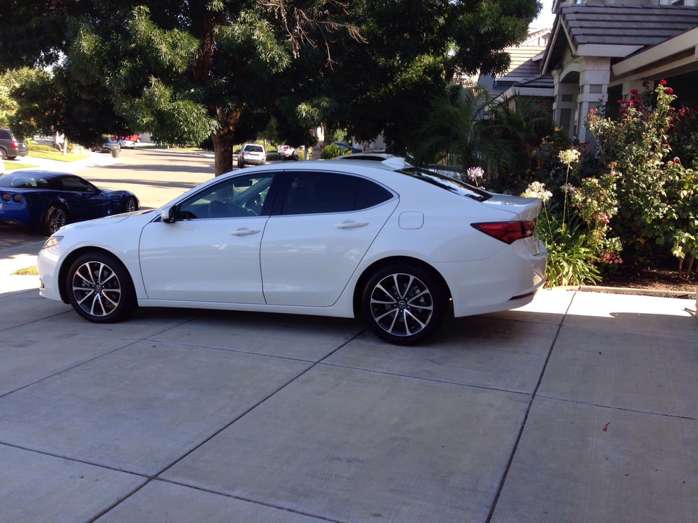 California Window Tint >> My 2015 Acura Tlx After A Visit To California Window Tinting Yelp