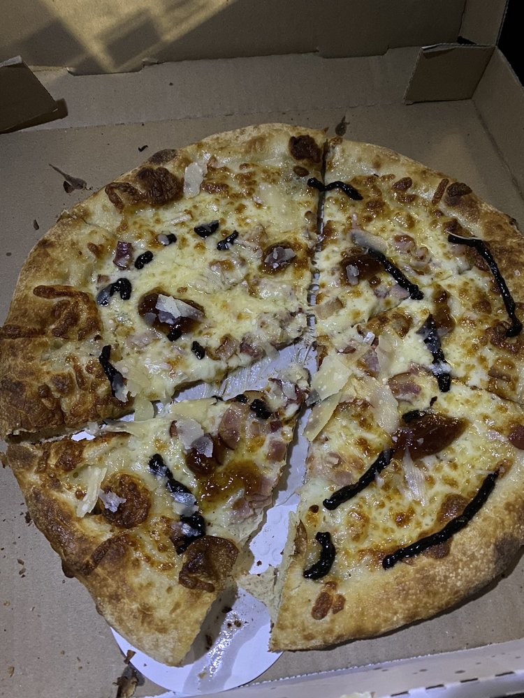 Food from Slice House by Tony Gemignani
