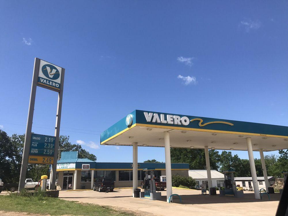 Red Oak Station Valero: 173-199 Pvt Rd 2538, Lamar, AR