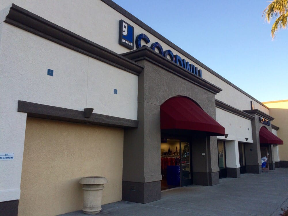 Goodwill Thrift Store: 129 Plaza Dr, Vallejo, CA