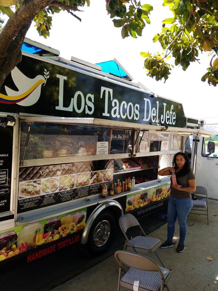 Los Tacos Del Jefe