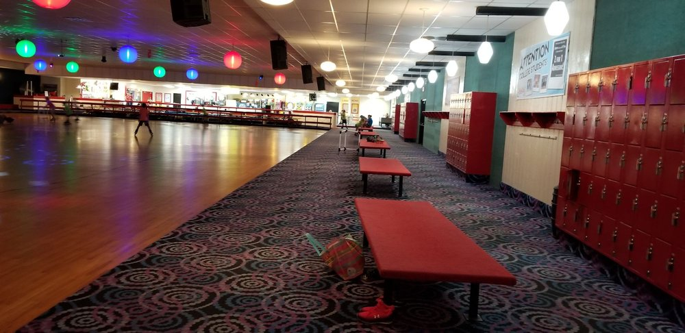 Skate City: 3302 Interstate Blvd S, Fargo, ND