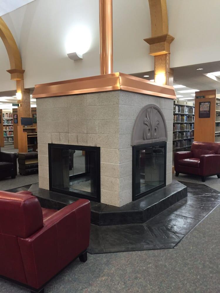Community Library Network at Post Falls: 821 North Spokane, Post Falls, ID