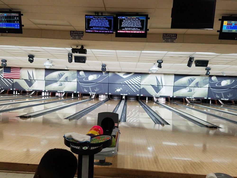 Fun Bowl of Fayette County: 124 N 85th Pkwy, Fayetteville, GA