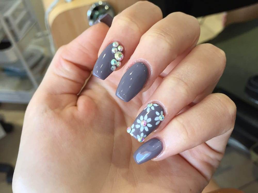 Great nails from Mimi! Best gel manicure I\'ve had in a long time! - Yelp