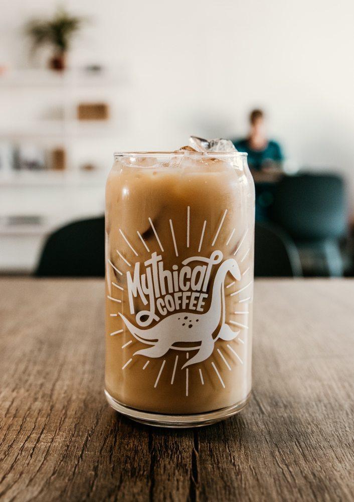 Mythical Coffee: 1090 S Gilbert Rd, Gilbert, AZ