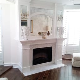 Photo Of Home Furniture Design   Chicago, IL, United States. Fireplace  Downtown Chicago