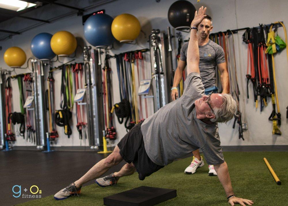 Gravity & Oxygen Fitness