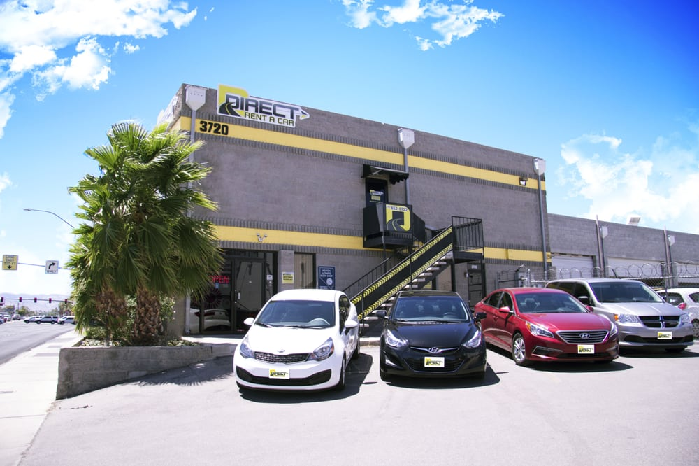 las vegas airport car rental  Mccarran International