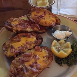 Photo Of Frank S Restaurant Covington Ga United States Potato Skins From
