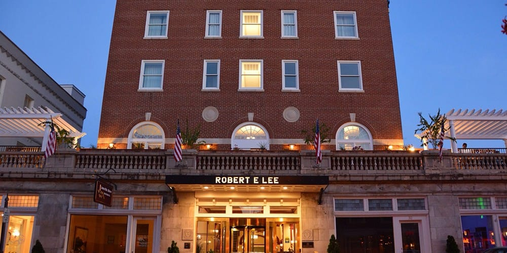 Robert E Lee Hotel 10 Reviews Venues Amp Event Spaces
