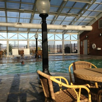 Photo Of Carlisle Inn Sugarcreek   Sugarcreek, OH, United States. Pool Area!