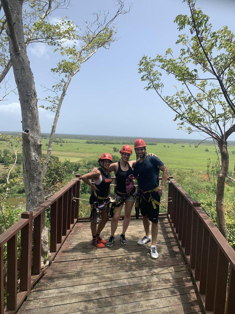 Ecoquest Adventures & Tours: Hacienda Campo Rico, Carolina, PR