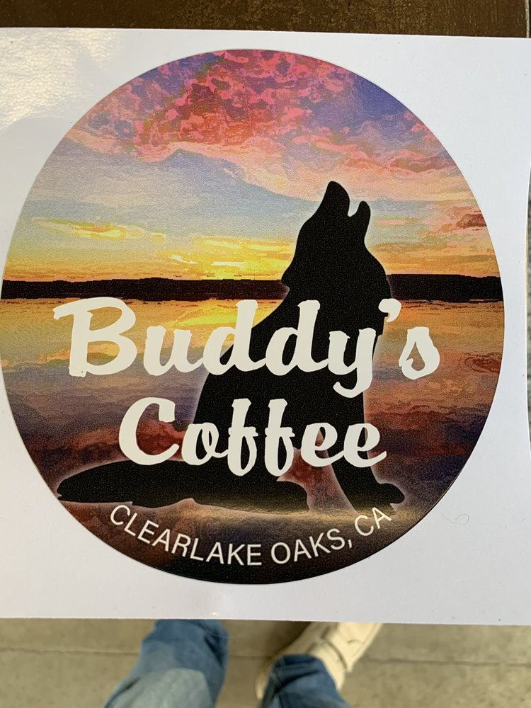 Buddy's Coffee: 12595 E Hwy 20, Clearlake Oaks, CA