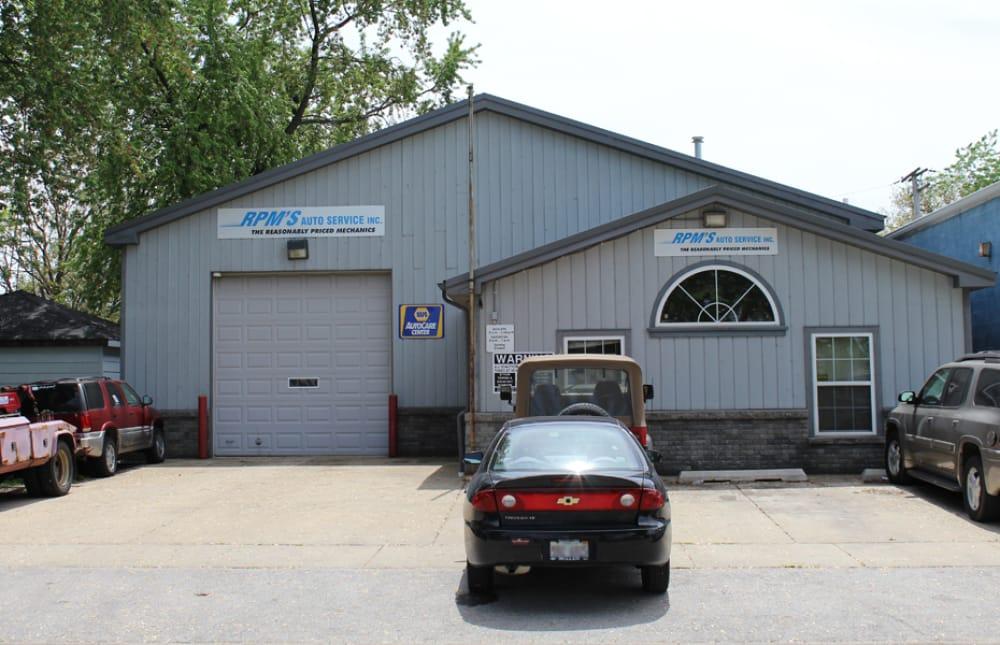 RPM's Auto Service: 34 E 34th Pl, Steger, IL