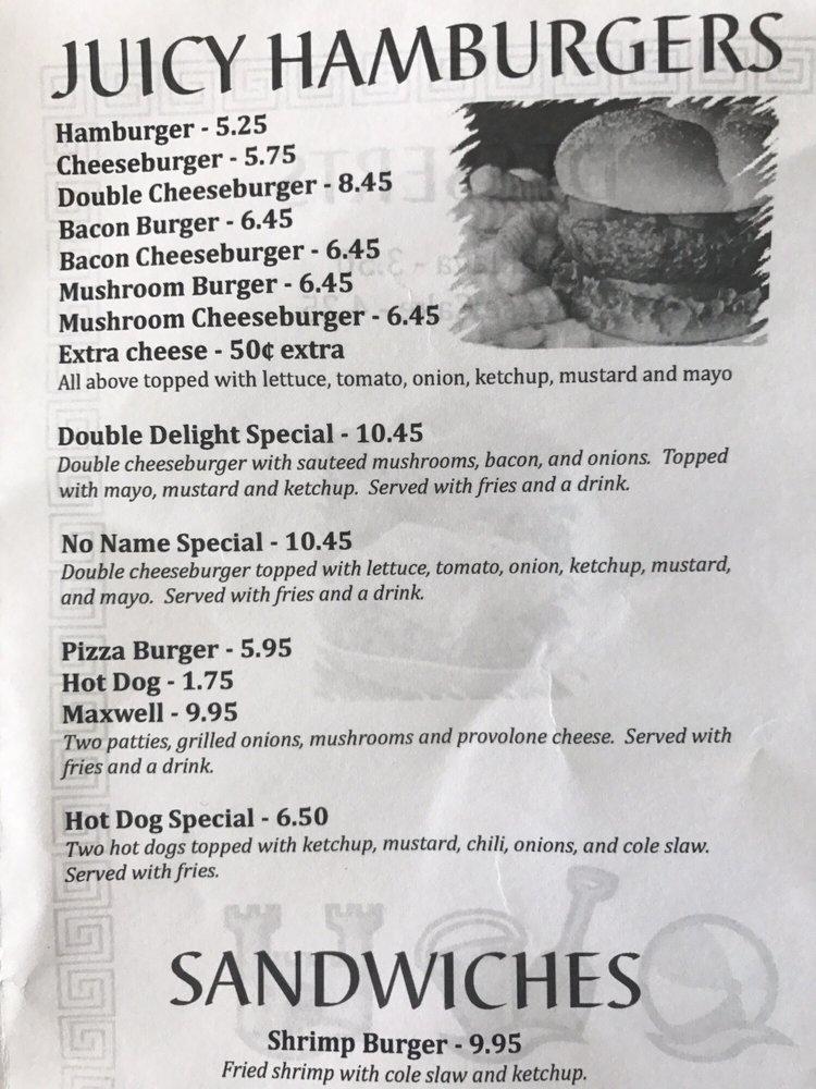 Crossroads Pizza: 738 Hwy 70 Otway, Beaufort, NC