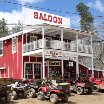 Photo Of The Crown King Saloon Cafe Az United States