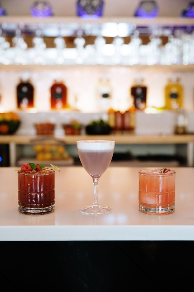 The Lounge By Rolling Still Distillery: 110 Paseo Del Pueblo Norte, Taos, NM