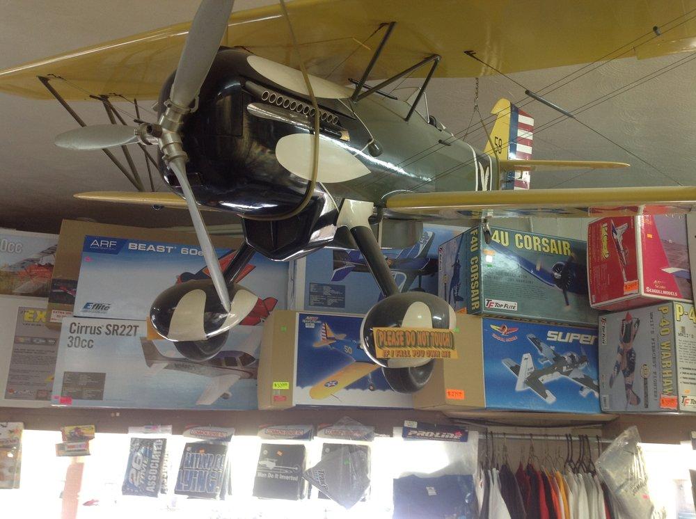 Aero Tech Hobbies: 902 N Main St, North Canton, OH