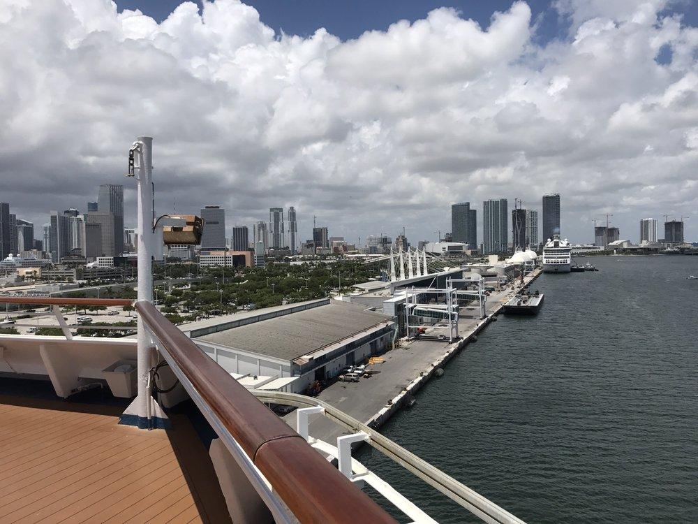Carnival Liberty Cruise Ship: 1265 N Cruise Blvd, Miami, FL